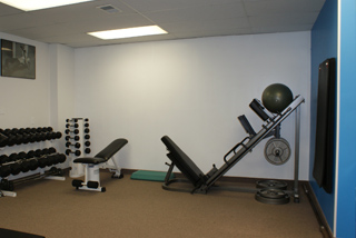 Integrated Fitness Solution Facility
